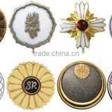 China wholesale high quality promotional item gift customize airline pilots gold lapel pin
