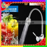 B-400 3 functional polycarbonate filtering saving water eco-friendly kitchen faucet