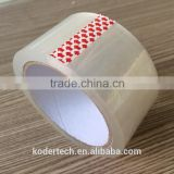 Best selling bopp adhesive packaging tape, bopp packing tape jumbo roll