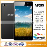 M300 Low price 3G 5 inch new china mobile android dual sim
