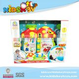 Mushroom House projection baby educational toy electronic baby toys play set