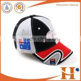 sumber high quality fashion ebroidery sports cap