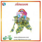 Print ribbon butterfly bicycle streamers,bike accessories for kids bike