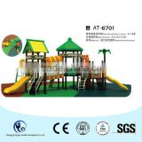 CE and RoHS certified plastic slide kids playground equipment for day care center                                                                         Quality Choice