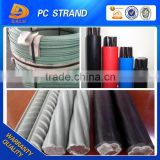 Filled Epoxy Coated Prestressing Steel Strand