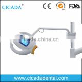 CICADA hot sale Dental portable laser zoom teeth whitening machine with led light