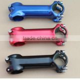 bike parts aluminum alloy with carbon fiber covering bike handlebar stem for MTB and road bike