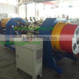tape wrapping machine for gas pipe