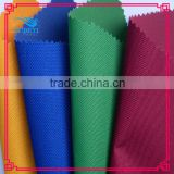 1680D polyester waterproof oxford fabric with PU coating for bags luggages tents in Hangzhou