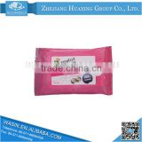 2014 Soft Skin Gentle Alcohol Free Car Wet Wipe