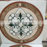 medallion tiles(Stone Mosaic, Marble mosaic, mosaic tile, travertine mosaic,waterjet panel)