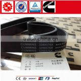 Hot sale China Cummins diesel engine parts ISM11/QSM11 engine generator fan belt 3288576