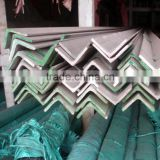 types of 45 degree mild stainless steel angle iron angle bar