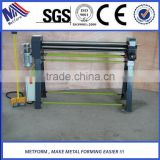 Exported to Europe 3 slip roll bending machine with biggest discount