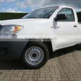 USED PICKUP - TOYOTA HILUX 2.4 D SINGLE CAB (LHD 6880)