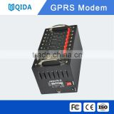 16 Ports RJ45/USB/RS232 for SMS Sending and Receiving Free Software SMS CASTER Bulk SMS Machine