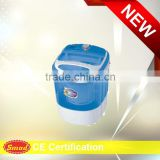 Mini household use single tub washing machine for baby