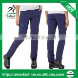 Ramax Custom Women Plain Side Pockets Outdoor Hiking Trousers Pants