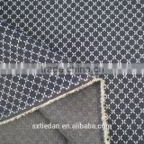 High quality cotton printed denim fabric wholesale for shirts