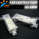LED Courtesy Lights/ Led Car Door Lamp For BMW E60 E61 E63 E64 E65 E68 E70 E71 E81 E82 E83 E85 E87 E88 error free