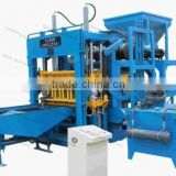 High Automatic Paver Brick Machine for Block Production Line from Zhansheng Machinery ZS-QT10-15