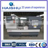 CK6166A CNC alloy wheel cnc lathe diamond cutting machine
