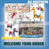 [Ali Brothers] outdoor children birthday party amusement rides
