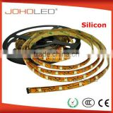 SMD 12 volt rgb strip SMD5050 3528 24V 12V flexible led strip lights 5m/roll 100m led strip