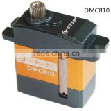 DMC810 medium-sized digital helicopter servo/rc boat digital servo/wholesale Servo