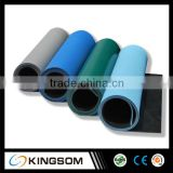 High quantity 2mm*1m*10m / 2mm*1.2m*10m Cleanroom ESD rubber green mats