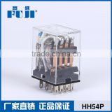 14 Pin Electric General Purpose Power Relay MY4(HH54P)