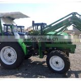 Agricultural tractors and <b>farm</b> <b>implements</b> for sale in African