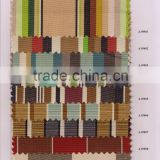 designer fabric supplier China wholesale soft woven fabric outdoor best quality hot popular outdoor awning fabric stripe fabric
