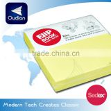 OEM Colorful Cheapest Notepad Sticky Memo Pad