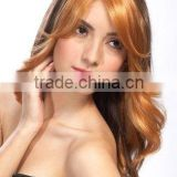 Wholesale fashion hair style long curly synthetic lace wig, hair wigs vendor and factory