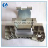 Washing machine parts zinc alloy door hinge components