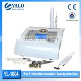 Permanent YL-1004 Multi-functional Used Beauty Salon Equipment Pigmentinon Removal For Sale/high Frequency Ultrasonic Galvanic Facial Machine