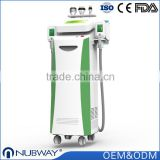 CE / FDA approved 5 cryo handles 10.4 inch touch screen kryolipolyse device fat freezing liposuction machines cryolipolysis