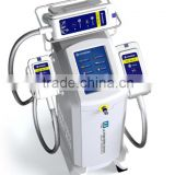 Salon use beauty kryolipolyse Coolplas vacuum cryotherapy fat freezing fat cell body melting/cellulite slimming machines