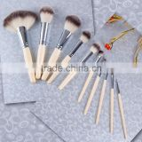 10pcs Makeup Cosmetic Brushes Sets