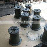 ductile iron casting size water meter surface box