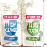 14 Days Natural Healthy Herbal Detox & Colon Cleanse for Slimming and Lose Belly Fat