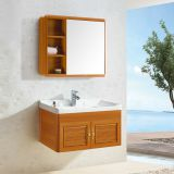 Aolaisi A-9160A modern design in mirror cabinet bathroom, sanitary ware