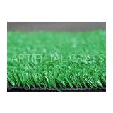 10mm Straight Wire Polypropylene / PP Artificial Grass Landscaping for Leisure Playground