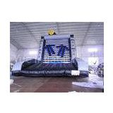 Magic Velcro Sticky Wall Inflatable Sport Game For Amusement Park / School