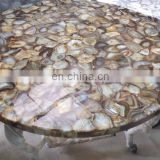 agate coffee table top