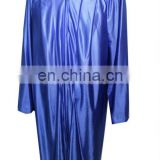 Royal Blue Shiny School Uniform