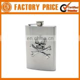 Wholesale Promotional Stainless Steel Hip Flask