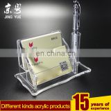 transparent acrylic business card display holder box wholesale