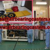 Air Bearings Working with detailed